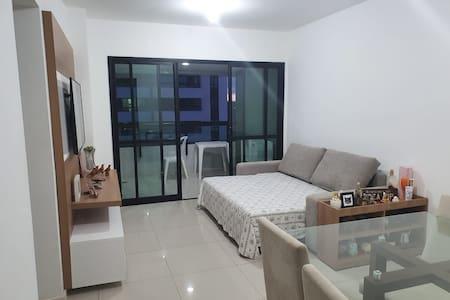 Apartamento, condomínio luxo, avenida Paralela