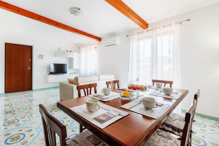 Penthouse in coastal Vanacore House