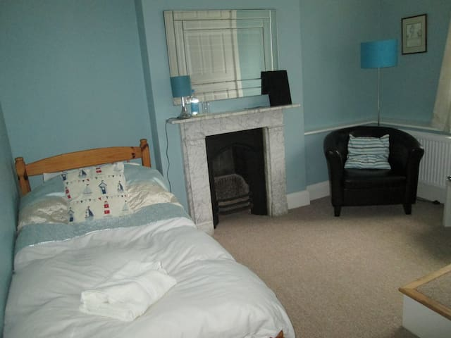 Single en-suite - Isle of Wight - Bed & Breakfast