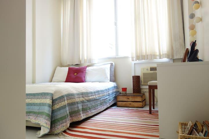 Room in residential area - Rio de Janeiro - Lägenhet