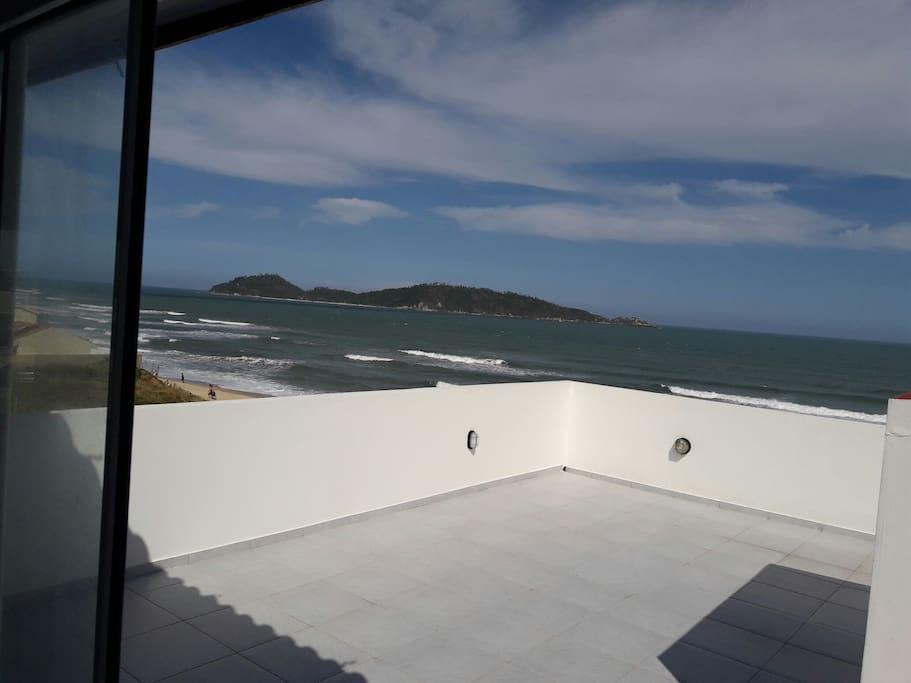 Vista do terraço