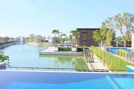 Villa Ozone Pattaya, The Private big house 343sqm - Villa