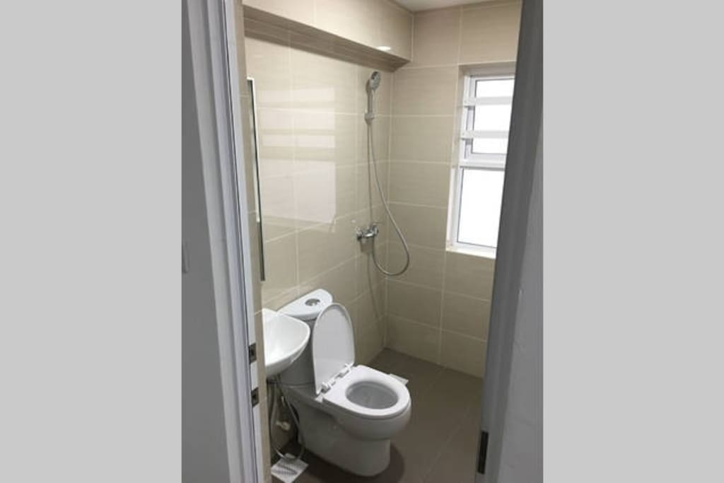 Bathroom(unattached)