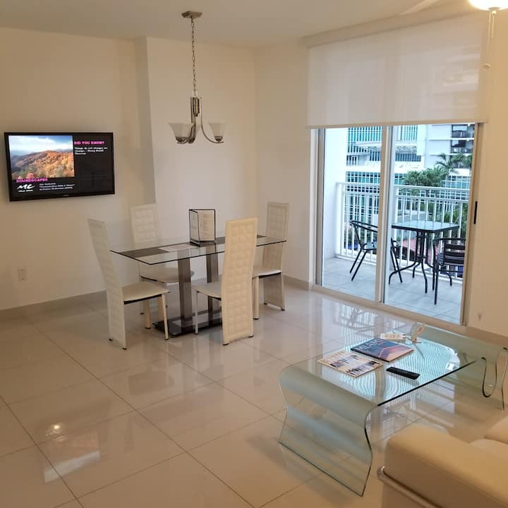 Modern One Bedroom Condo In Brickell Miami
