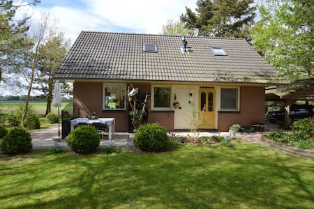 Cozy cottage with large garden in nature reserve Dwingelderveld