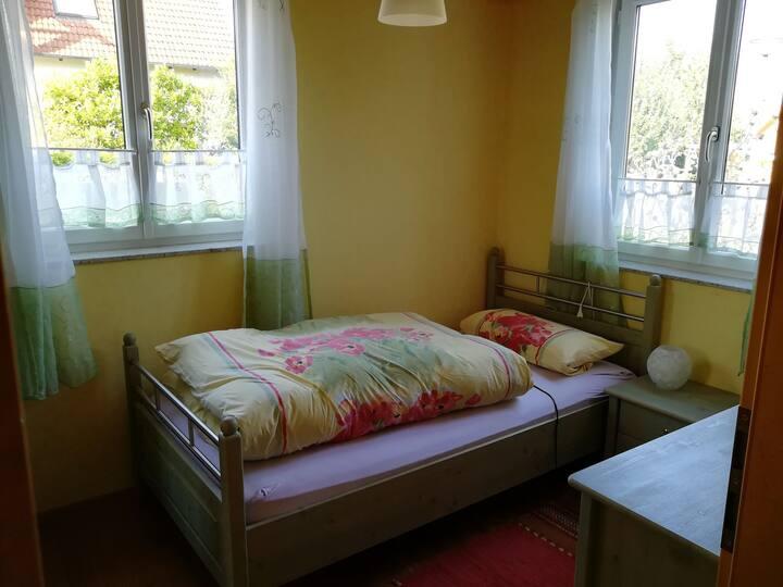 Nette, gemütliche Wohnung in Oettingen