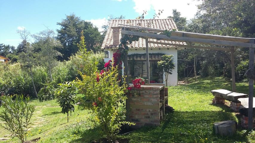 Your home in Villa de Leyva countryside - Villa de Leyva - House