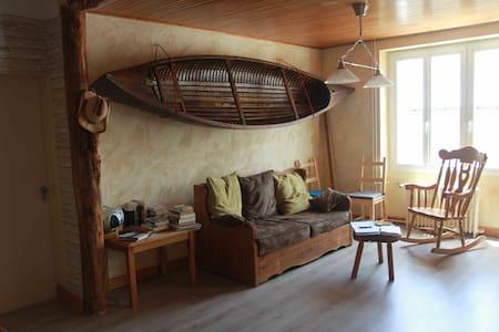 AntreNous : Maison calme 12 couchages