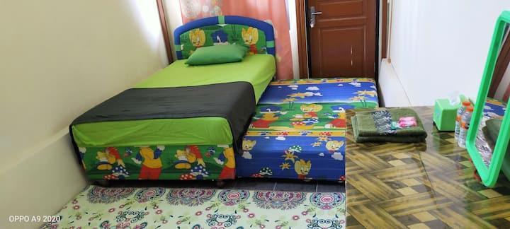 Each Room in Cibeureum Tasikmalaya@11💲/Night