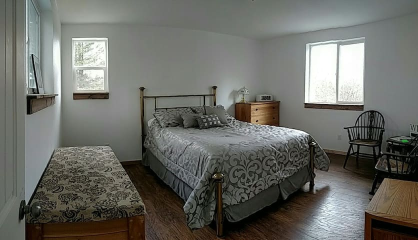 Haven Homestead Guest Room
