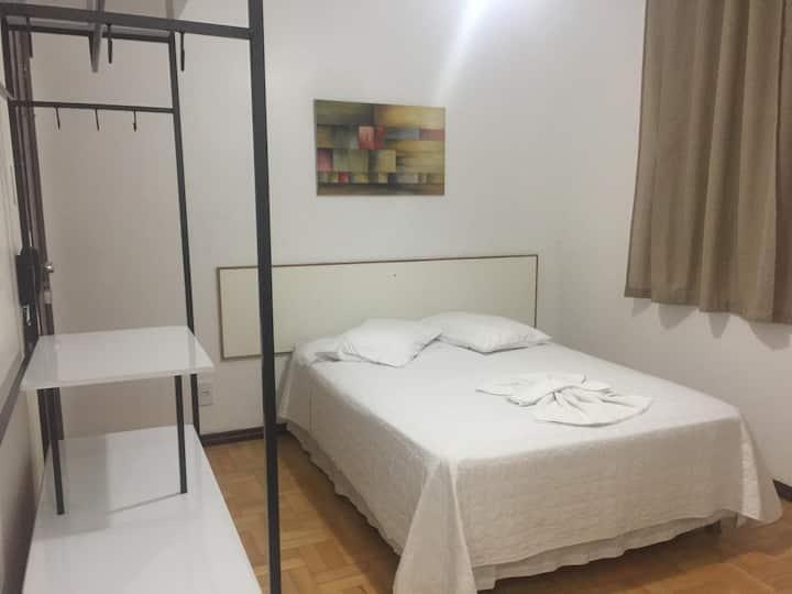 Apto de hotel  em Barbacena-MG