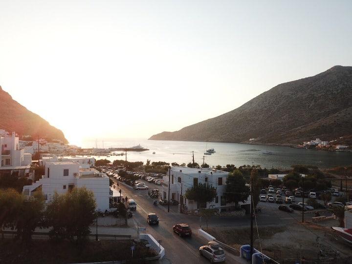 Zorba's Apartments, Kamares, Sifnos-Sea View! #7