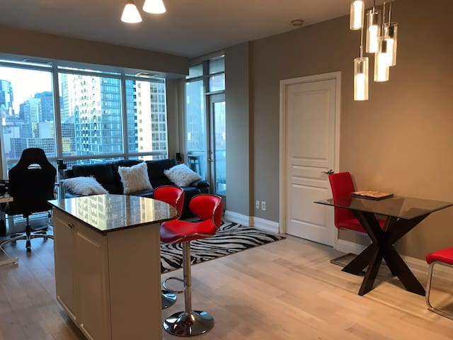Downtown core, Toronto, 1 bedroom Nr Union station