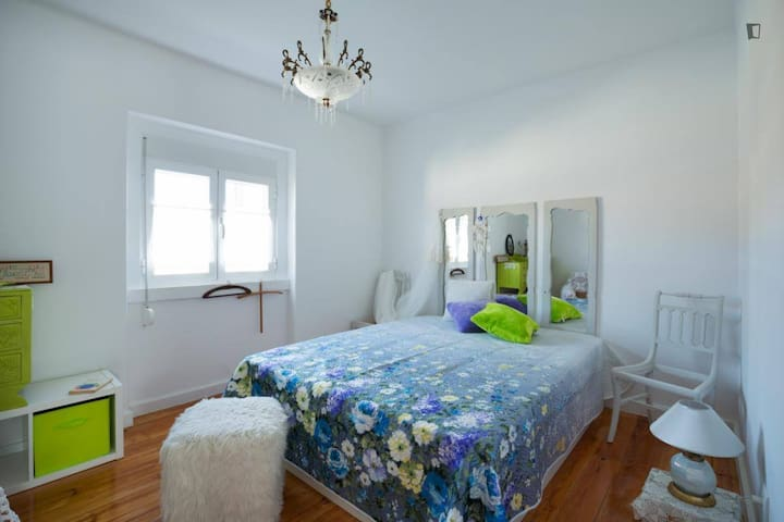 Double Bed Room@Grandparent´s house