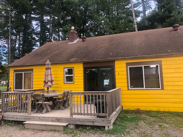 Year round cabin on beautiful Leech Lake