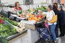 in the mercado