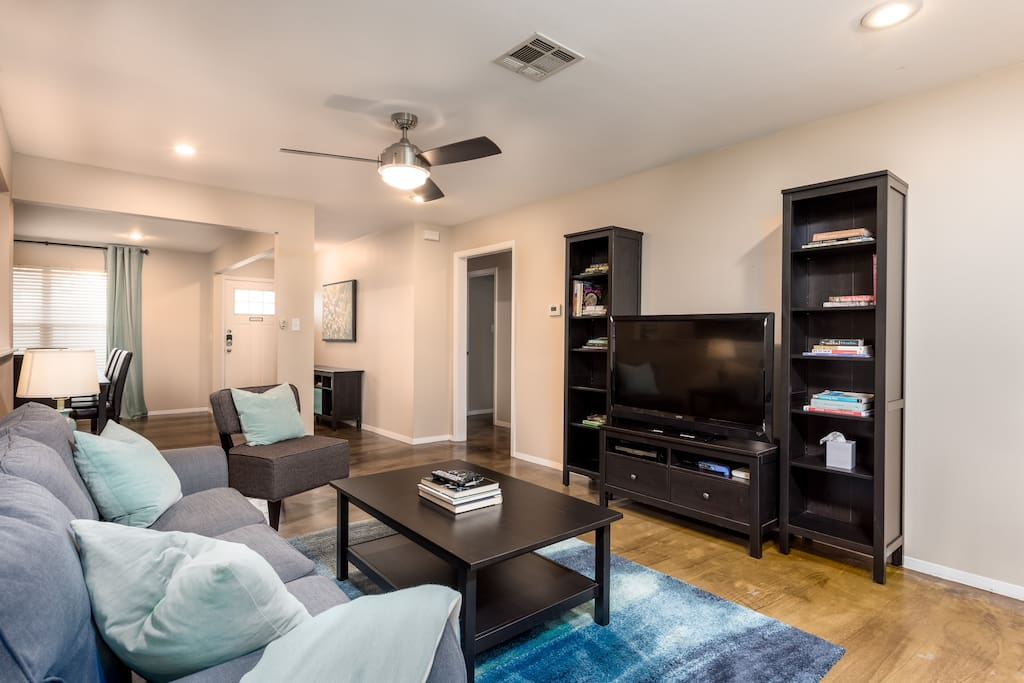Newly Remodeled 4 Bedroom Home Houses For Rent In Austin Texas United States