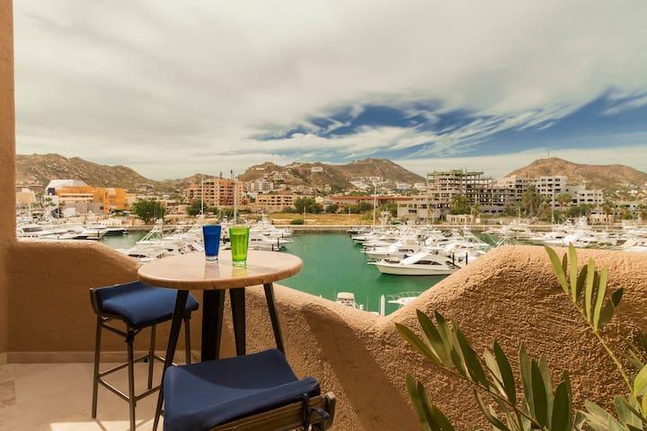 Top Floor Condo w/ Amazing Views @ Marina Cabo