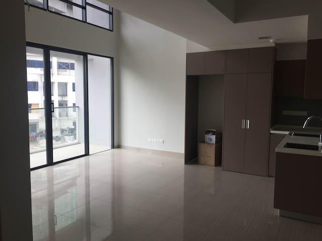 BUKIT JALIL TWIN ARKZ SOHO - Kuala Lumpur - Apartamento