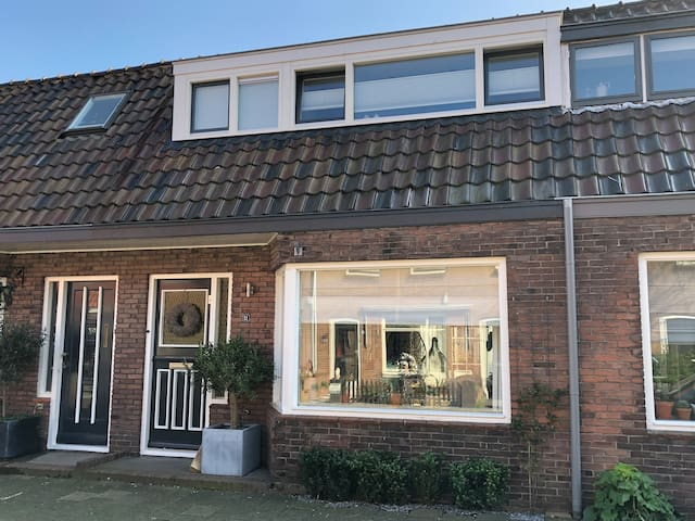 Fancy dutch house with garden, nearby Utrecht