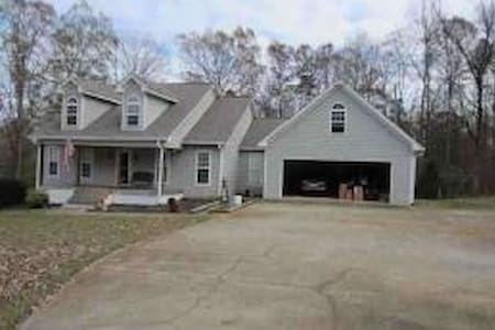 Custom, immaculate home, private rapid I-85 access - Commerce - Ház