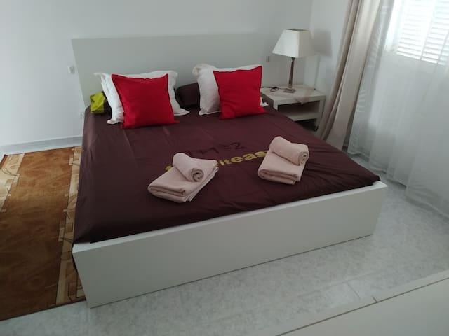 Dormitorio para descansar