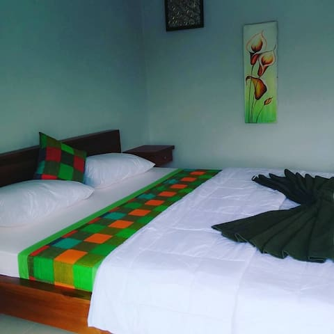 Located in center of Ubud city - Ubud gianyar - Bed & Breakfast