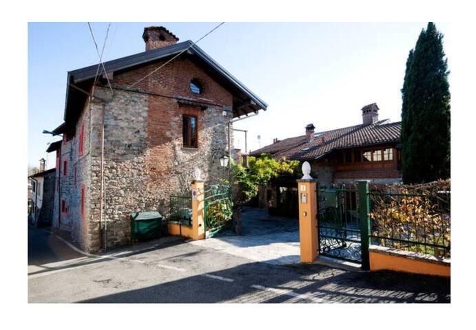 CA' DEL PICCOLO GLICINE - Lago Maggiore - Arona