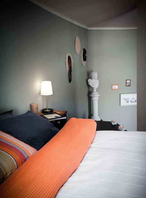 Galeria bedroom for two person