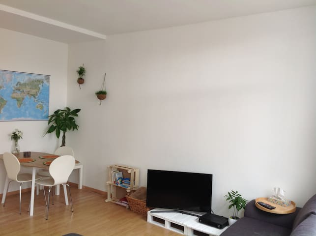Lovely apartment+ideal location! - Antwerpen - Apartemen