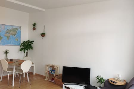 Lovely apartment+ideal location! - Anvers - Daire