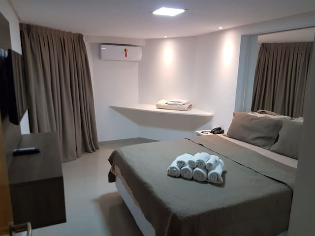 Sensacional apartamento no Gold Flat - Cabo Branco