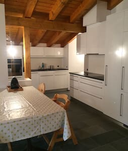 Newly renovated 2BR ski apartment - Laax - Apartment