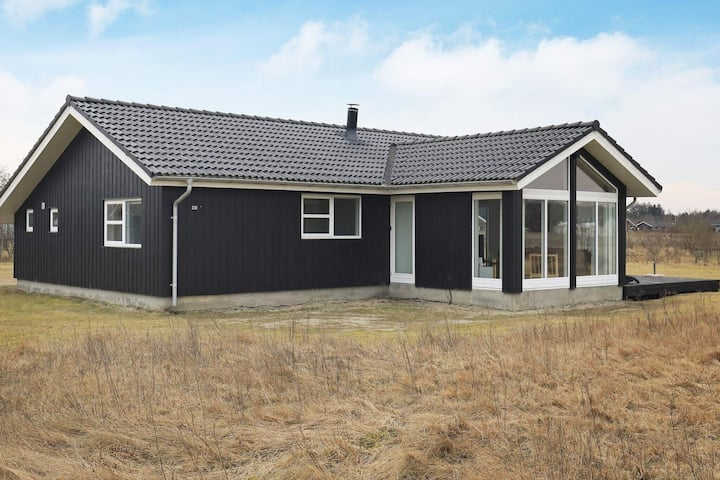 Modern Holiday Home  in Brovst with Sauna