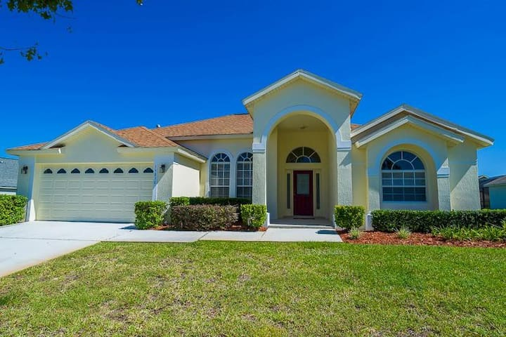 INVITING Holiday Home Perfect for your family!! 15830 - Kissimmee - Villa
