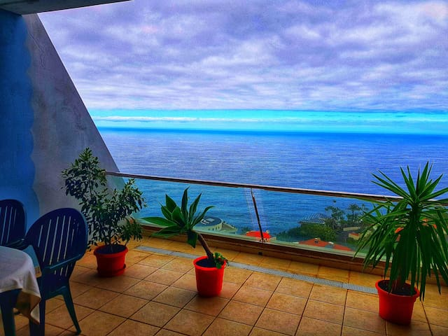 Amazing view in Canarias!