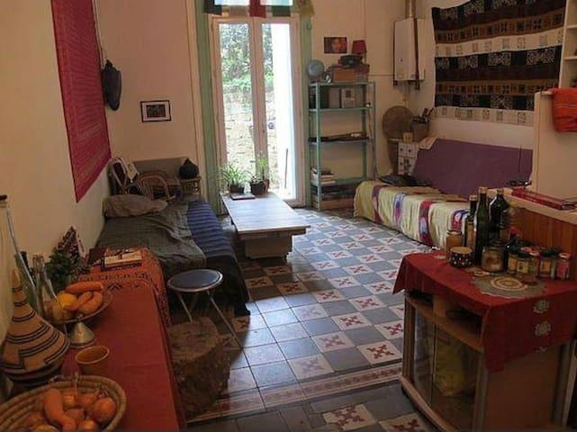 Canapés en centre ville - Montpellier - Apartment