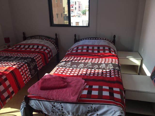 Small apartment on Armenia street 3rd floor