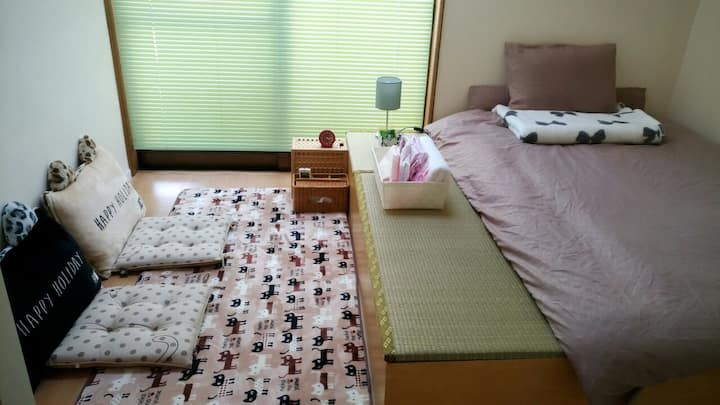 Saitama stay~private house