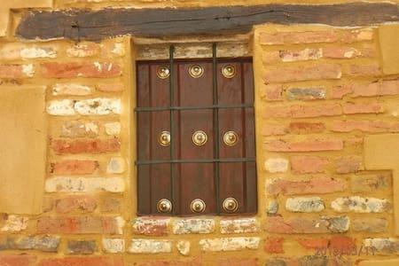Habitación doble.  Puebla de Alcocer