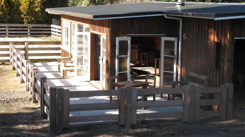 Kereru Lodge Kakahi, private and peacefull getaway - Kakahi - Talo