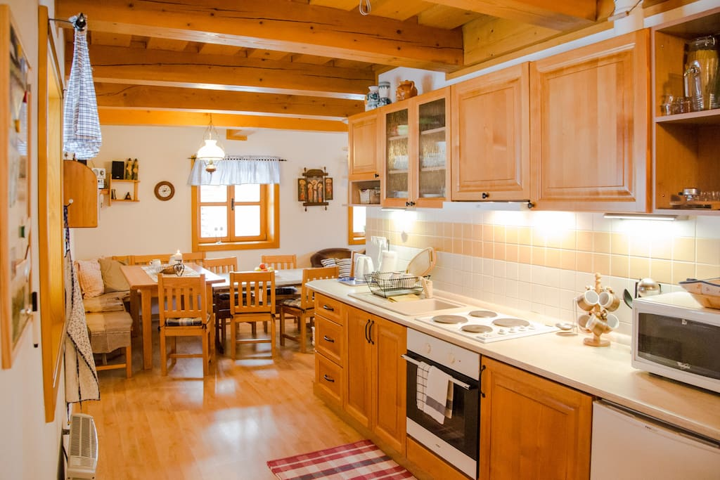 Kitchen downstairs