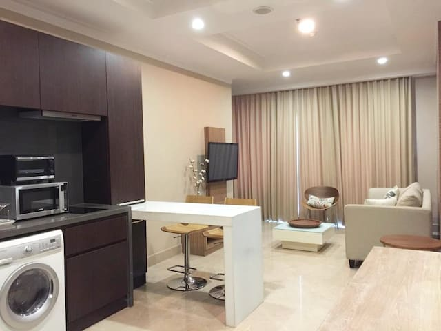 Cozy apartment in Senopati