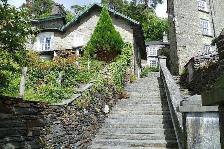 Argraig Cottage in Maentwrog, Snowdonia