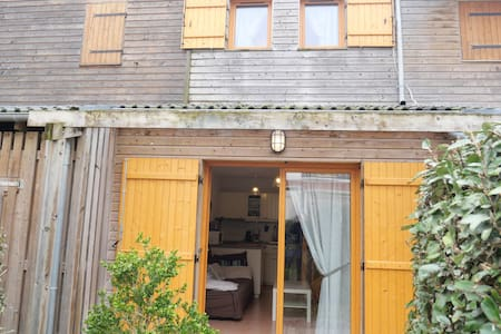 Small house with private parking in Le Crotoy