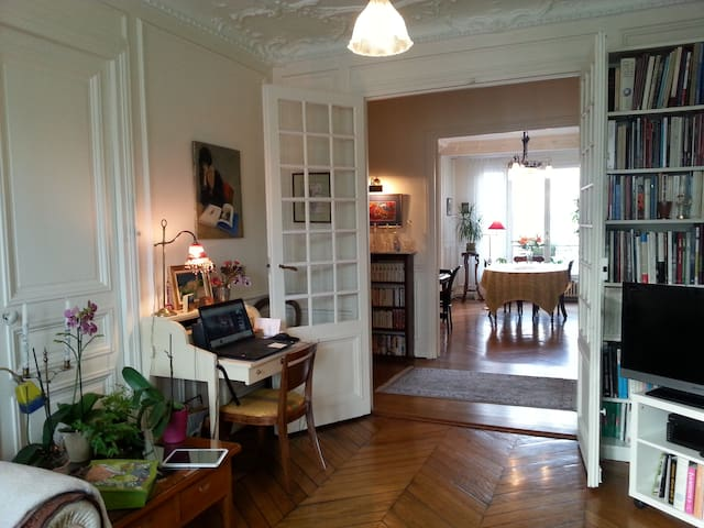 Rooms in charming 135m2 + Breakfast