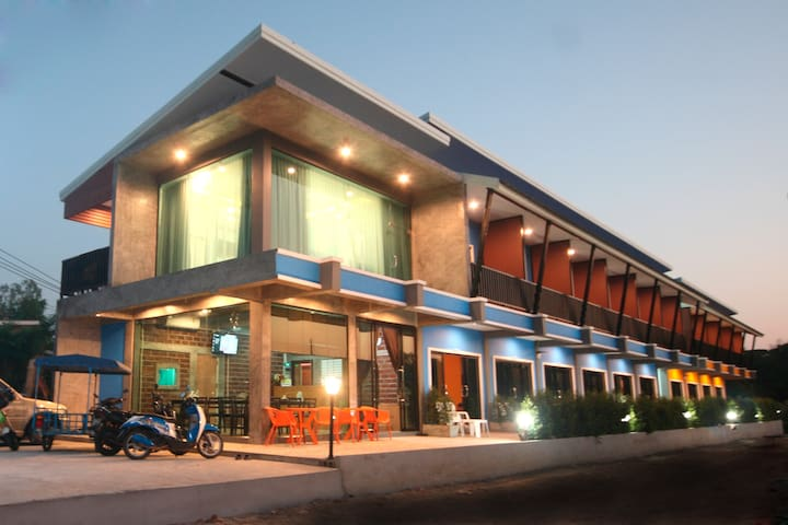 The Aireen Hotel.