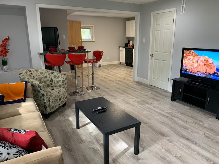 Entire Condo Minutes from Niagara Falls (USA)!!