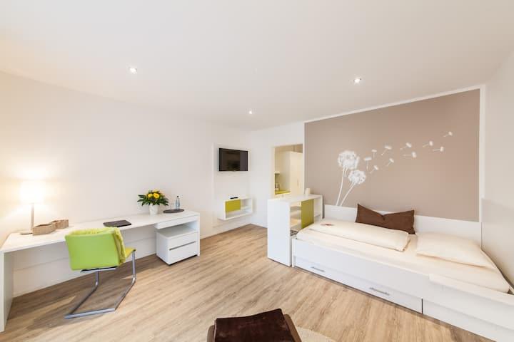 Moderne Apartments in Fürth für eine Person