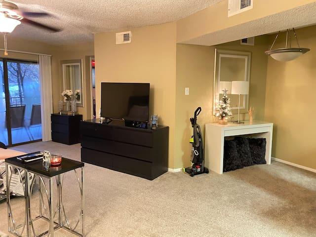 Heart of DFW cozy apartment